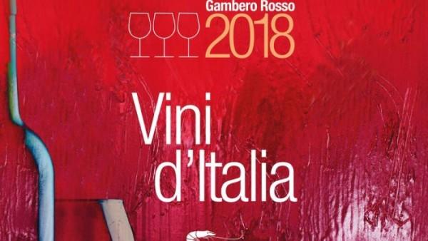 copertina vini d'italia 2018
